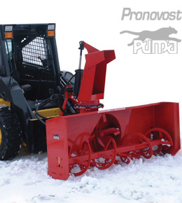 Snowblowers - Pronovost